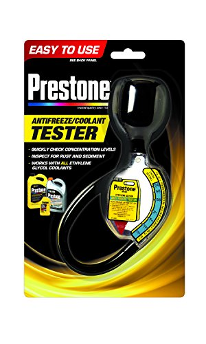 Prestone AF-1420 Pack of 1 Coolant Tester