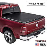 TruXedo TruXport Soft Roll Up Truck Bed Tonneau...