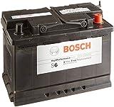 Bosch S6585B S6 Flat Plate AGM Battery