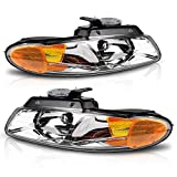 AUTOSAVER88 Headlight Assembly Compatible with...