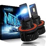 NINEO H13 9008 LED Headlight Bulbs - CREE Chips -...