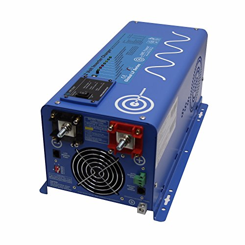 AIMS Power 3000 Watt 12V Pure Sine Inverter...
