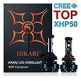 HIKARI LED Headlight Bulbs Conversion Kit...