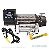 Superwinch 1595200 Tiger Shark 9.5, 12 VDC Winch,...