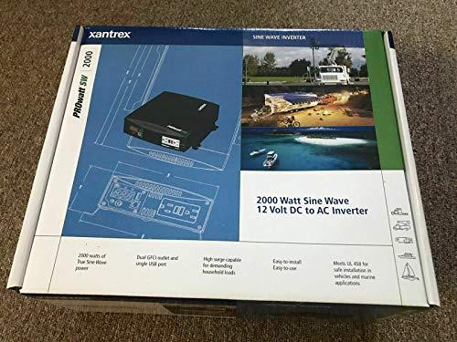 Xantrex 806-1220 PROwatt SW 2000 Inverter - 1800W,...