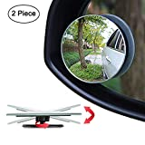 Ampper Blind Spot Mirror, 2' Round HD Glass Convex...