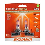 SYLVANIA 9005 SilverStar Ultra High Performance...