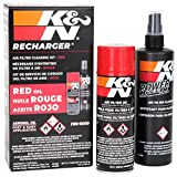 K&N Air Filter Cleaning Kit: Aerosol Filter...