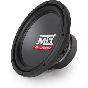 MTX RTS15-44 15-Inch Dual 4-OHM Round Subwoofer