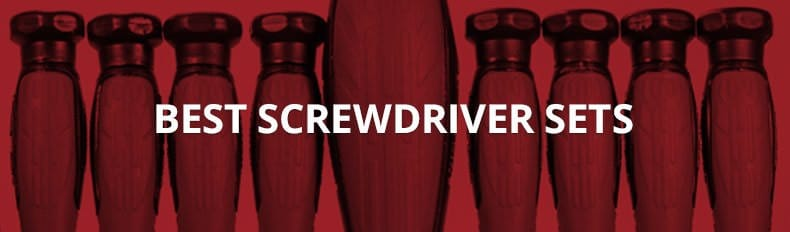 best set of screwdrivers