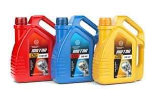 5W20 Synthetic Oil Viscosity