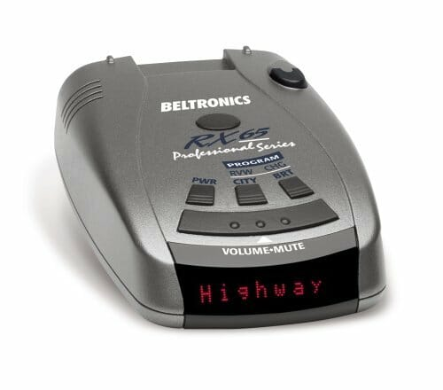 Beltronics RX65-Red Professional Series Radar Detector-5be9f808bf1c8