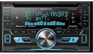 Kenwood DPX502BT Double-Din CD Receiver with USB Interface & Bluetooth-5be9f6a9acca4