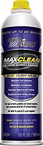 Royal Purple Max-Clean Fuel System Cleaner and Stabilizer-5be9f767e32b3