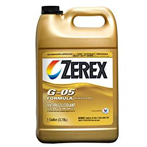 Zerex G-05 Antifreeze/Coolant, Concentrated