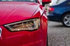 car aftermarket headlight