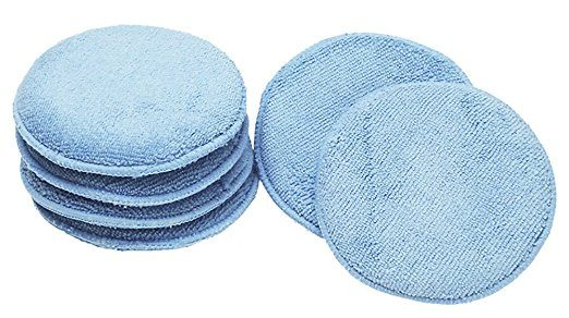 Viking 862400 /Blue Microfiber Wax Applicator