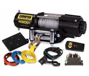ATV/UTV Wireless Winch Kit Champion Power Equipment
