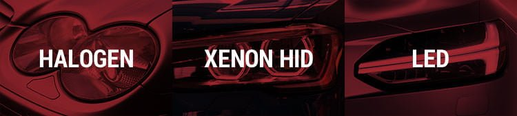 best halogen xenon hid led headlights