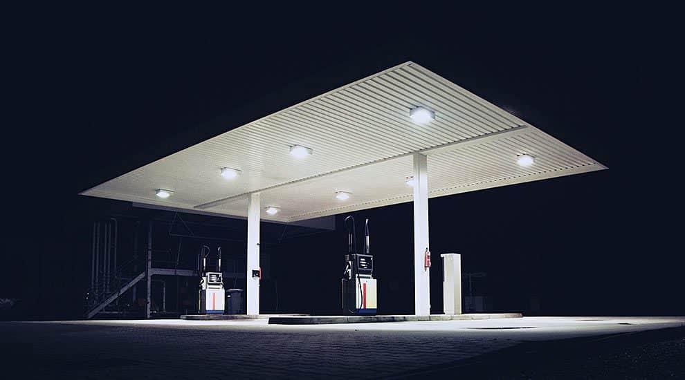 Cheap Unleaded Fuel