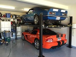 best 2 and 4 post car lifts