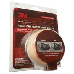 best headlight restoration kit we 39 ve tried these kits they worked. Black Bedroom Furniture Sets. Home Design Ideas