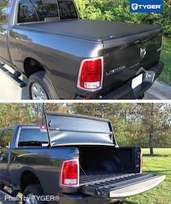 best Tri-Fold Tonneau Cover