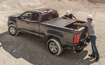 truck bed cover review