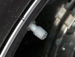 tire pressure valve gauge