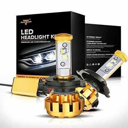 Auxbeam LED Headlight Bulbs F-16 Series Headlight Conversion Kit-5be9f83a33b59