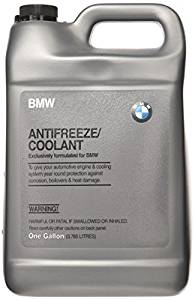 BMW 82141467704 Grey Antifreeze Coolant - 1 Gallon-5be9f8103e683