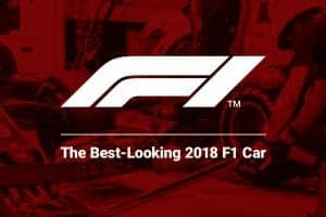 2018 Formula 1 The Best-Looking Car