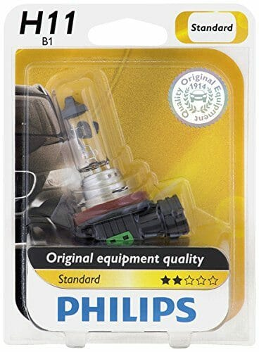Philips H11 Standard Halogen Replacement Headlight Bulbs-5be9f8353e4ac