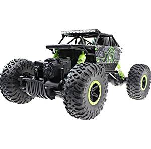 SXJJX RC Rock Off-Road Vehicle 2.4Ghz 4WD High Speed 1:18 Racing Cars RC Cars-5be9fba11c2f2