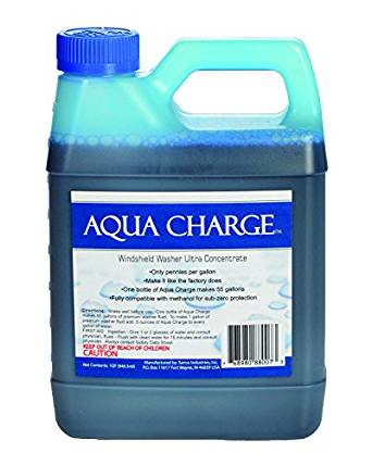 Sanco Industries Aqua Charge Windshield Washer Ultra Concentrate-5be9fb99d3f49
