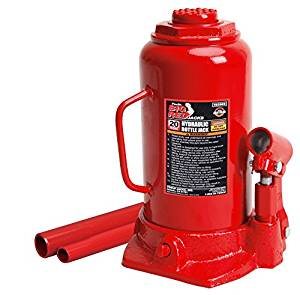 Torin T92003 Hydraulic Bottle Jack - 20 Ton-5be9fba95d10b