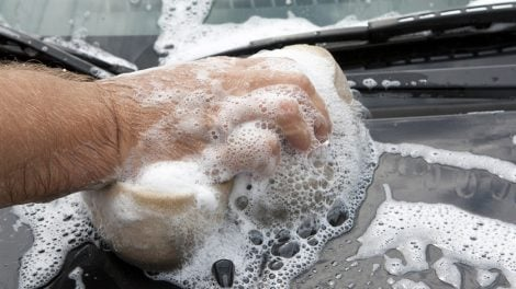 best car wash sponge