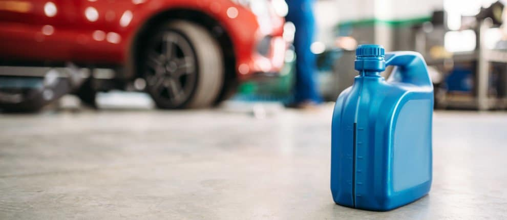 Best Radiator Fluid