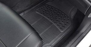 best rubber floor mat