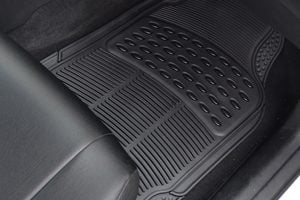 best rubber floor mat