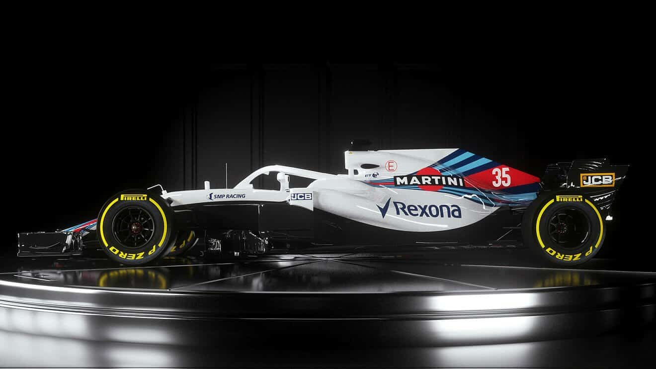 Williams FW41 F1 2018