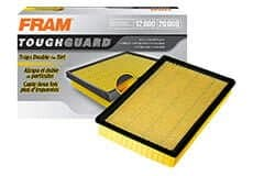 FRAM Tough Guard Air Filters.