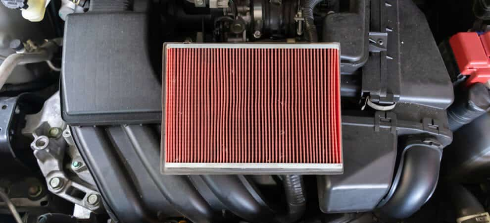 best air filter car