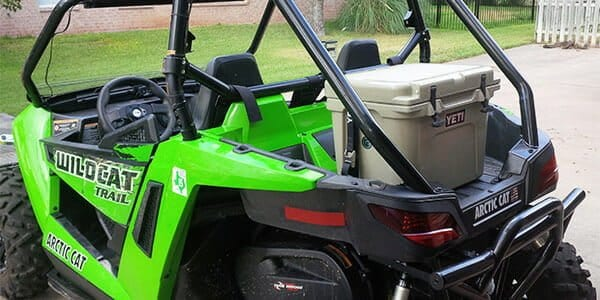 utv cooler tie Down Strap Kits