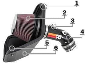 best air intake system
