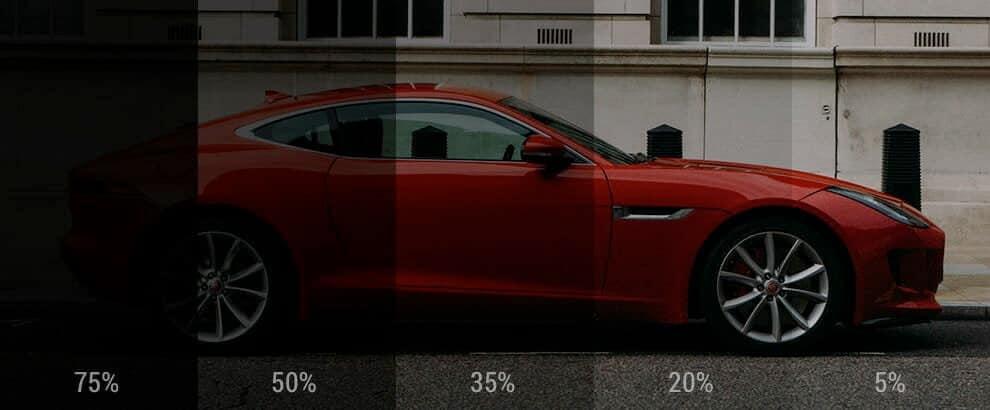 Car Window Tinting Law Percentage
