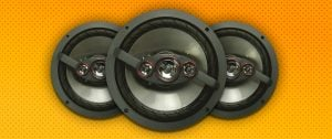 "Best 6.5"" Car Speakers for Bass"