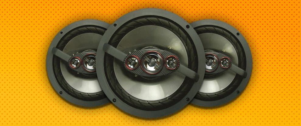 """Best 6.5"""" Car Speakers for Bass"""