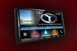Kenwood Head Unit