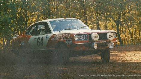 Wyedean Rally 1976